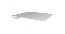 Металлические доборные элементы для фасада в Наро-Фоминске Планка завершающая простая 65мм