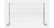 Продажа металлических заборов и ограждений Grand Line в Наро-Фоминске Временные ограждения
