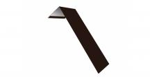 Металлические доборные элементы для фасада в Наро-Фоминске Планка лобовая/околооконная простая 190х50